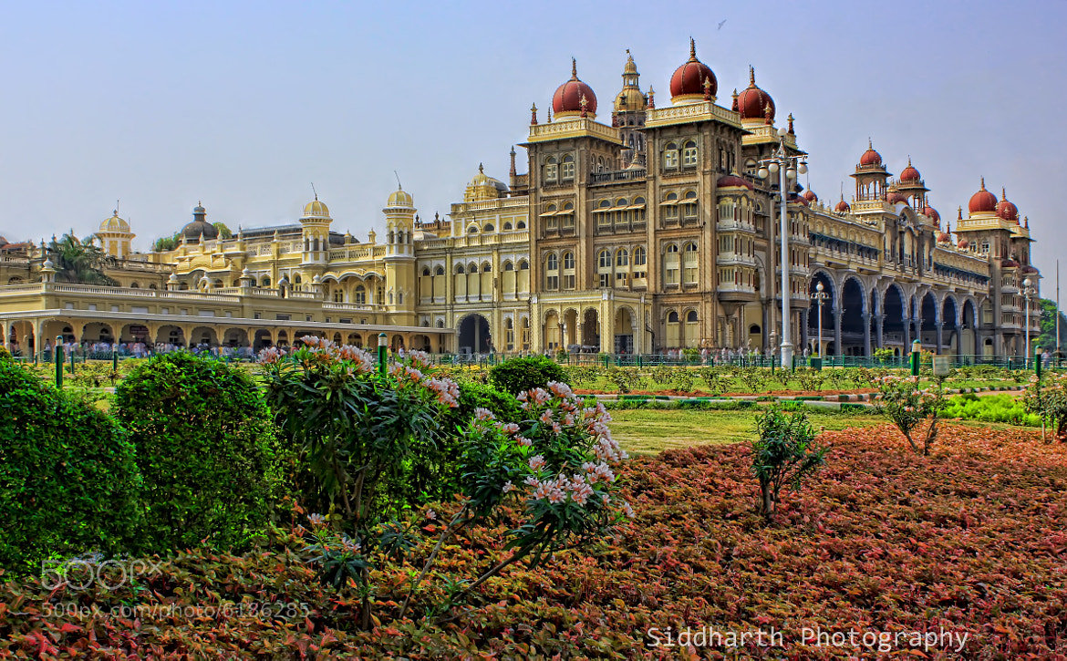 Photograph Palace of dreams by Siddharth Ramanujam on 500px
