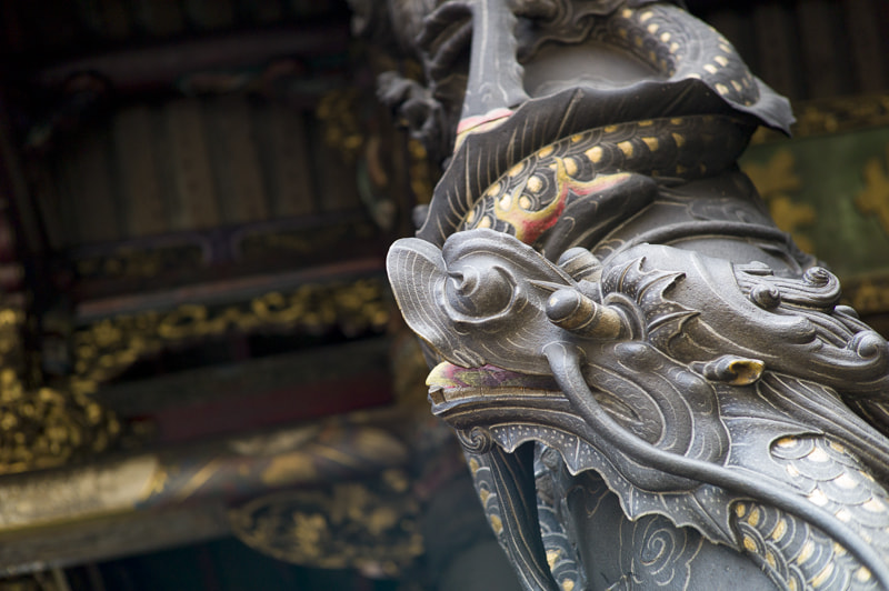 Photograph temple dragon by alistair noble on 500px