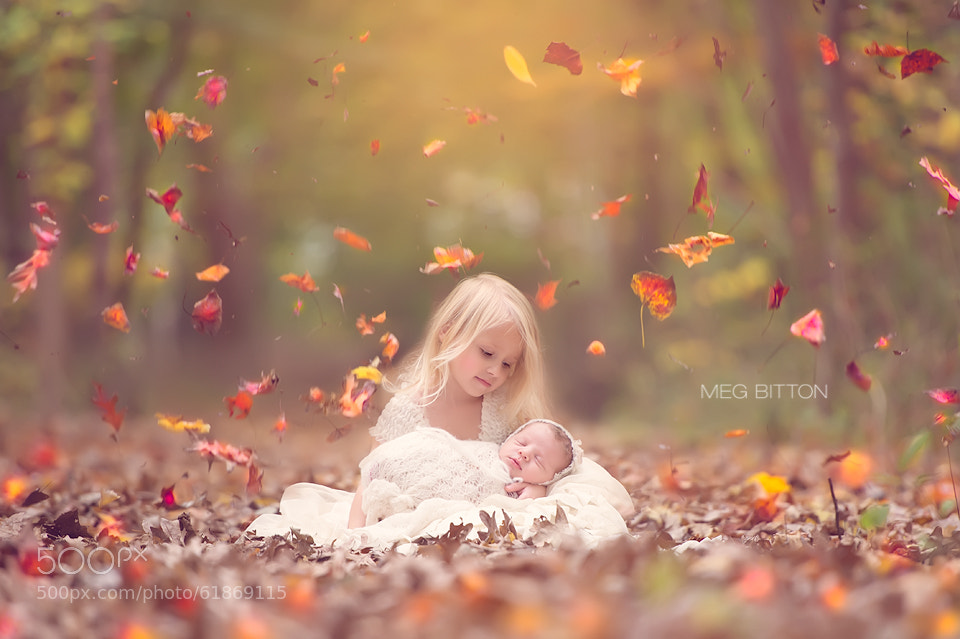 Photograph fallbaby by MegBitton on 500px