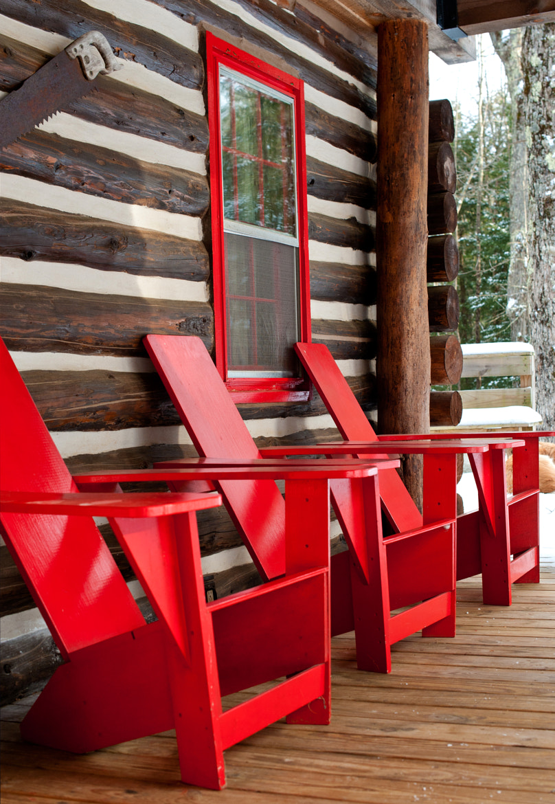 Photograph Red Chairs by Marilyn Sonnie on 500px