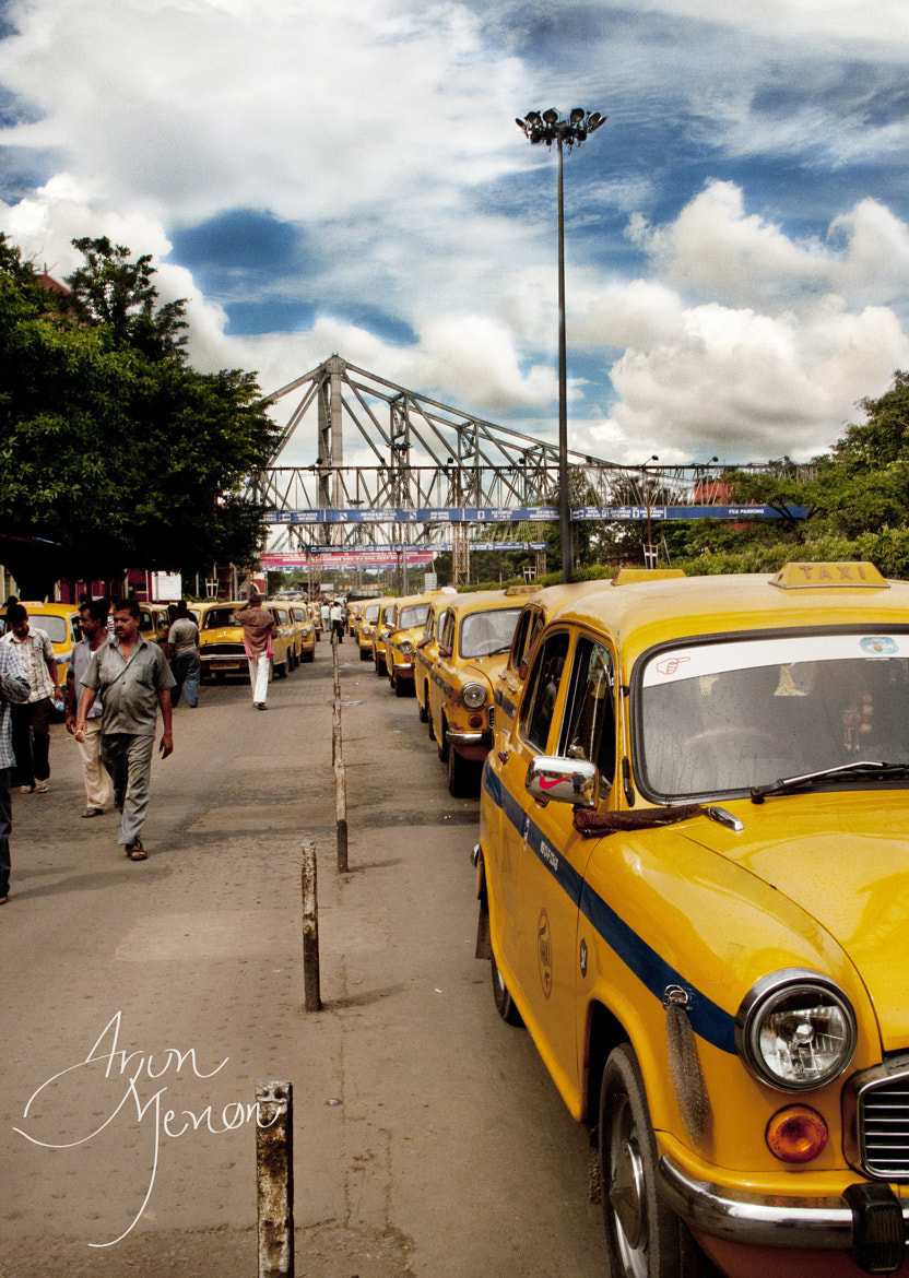 Photograph Kolkatta yellows'... by Arjun  Menon on 500px