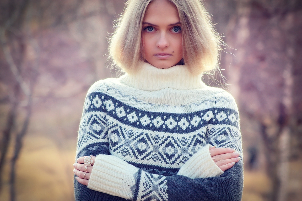 Photograph Kristina by Anna Syberia on 500px