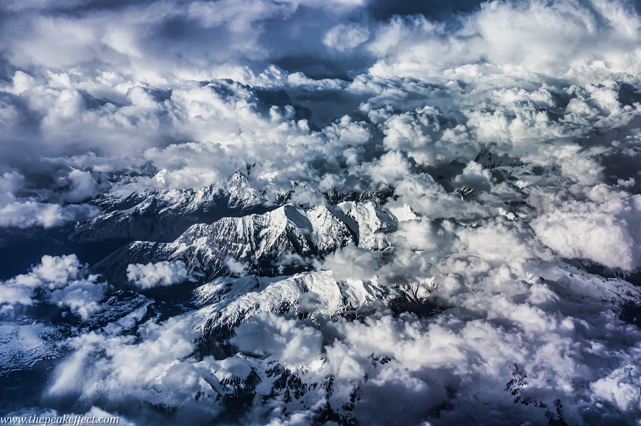 Over the Alps by Donato Scarano on 500px.com