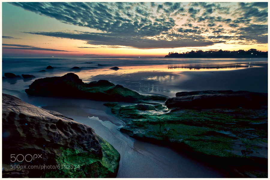 Bermagui beach, NSW Australia by martin ollman (techosapien)) on 500px.com