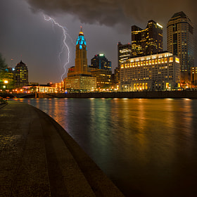 Crackle on the Scioto by Ed Gately (edgately)) on 500px.com