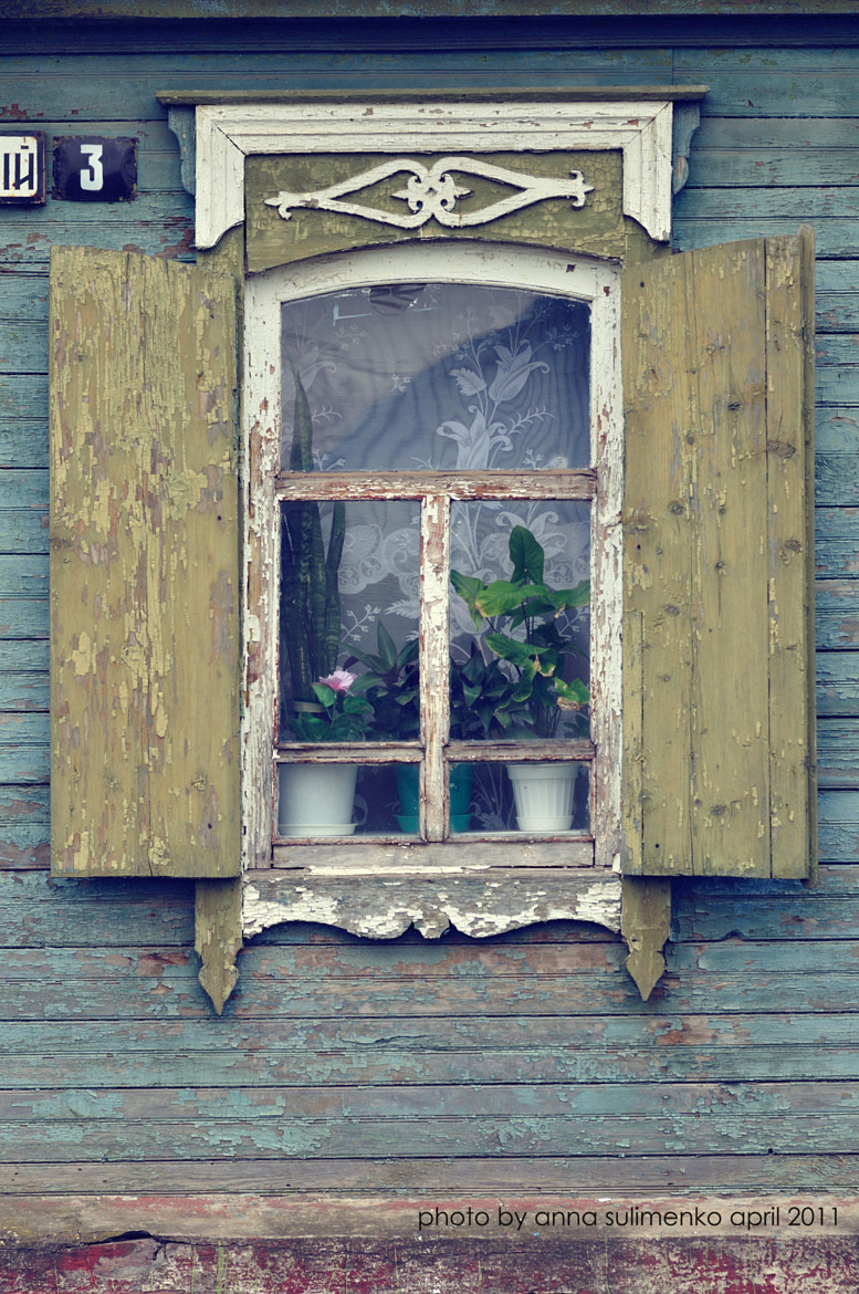 Photograph Window by Anna Sulimenko on 500px