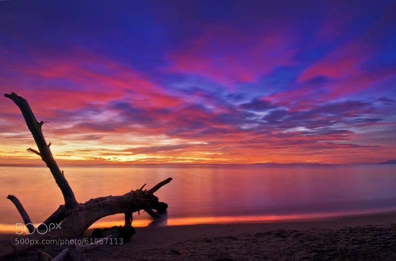 Photograph Sunset by Alberto Romano on 500px