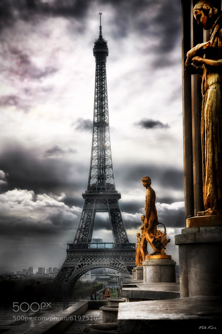 Photograph Paris. by Viktor Korostynski on 500px