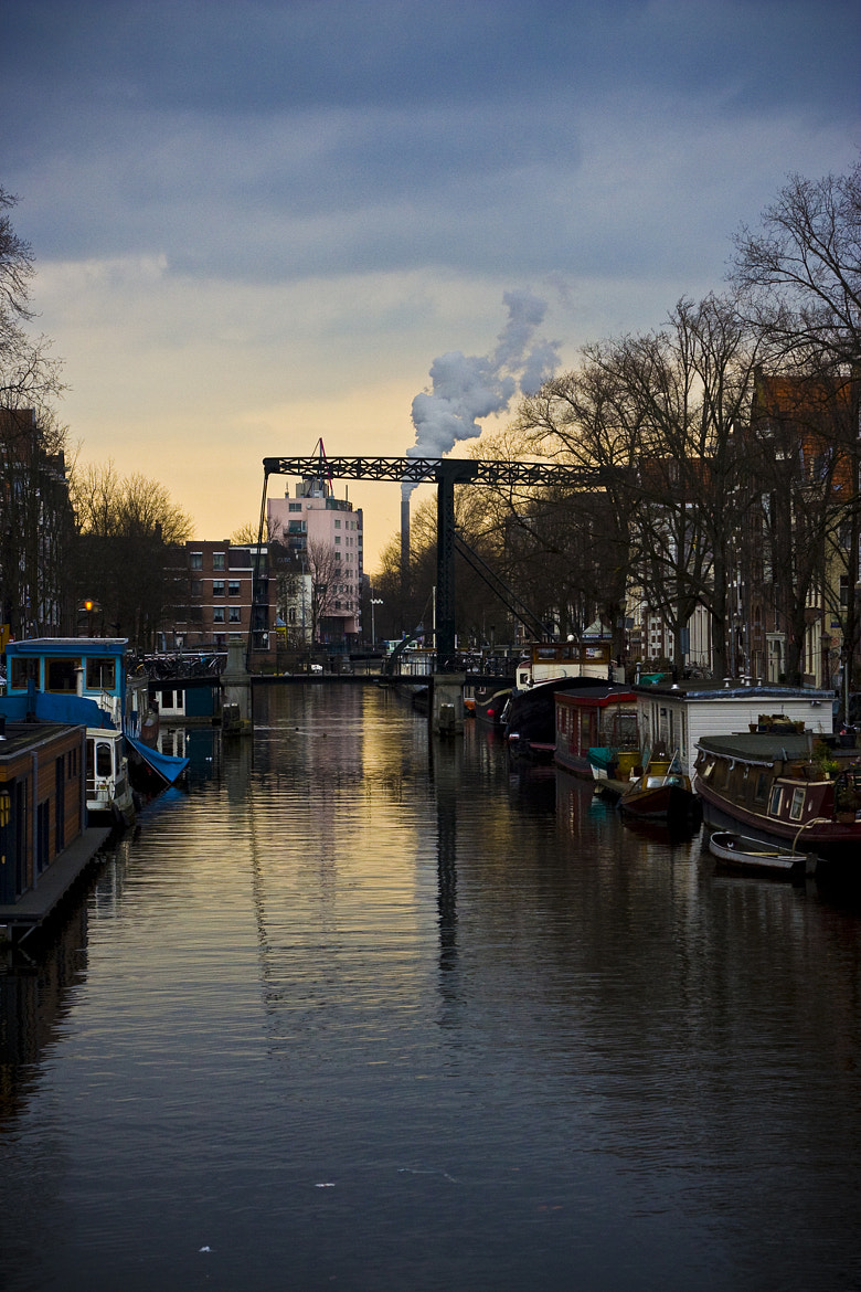 Photograph Amsterdam Twilight by Wictoria Nordgaard on 500px