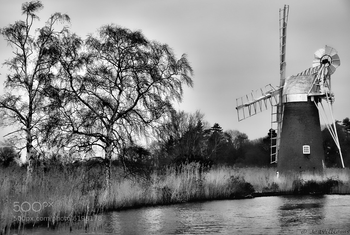 Photograph The Mill...... by jo williams on 500px