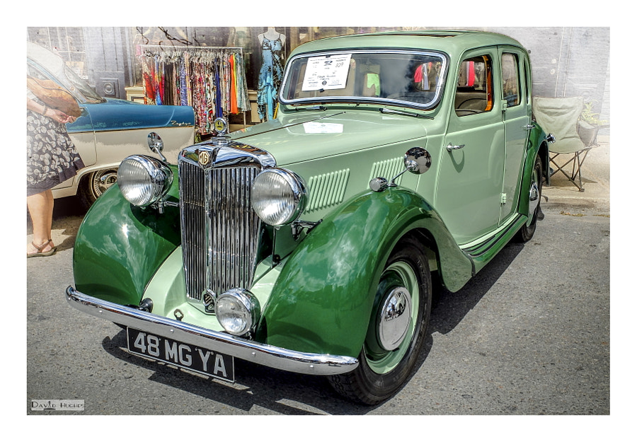 1948 MG YA Sedan revisited