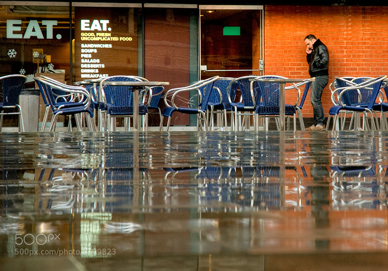 Photograph Eat in the Rain by Yvonne White on 500px