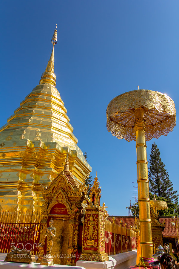 Photograph Wat Phrathat Doisuthep by Buddhapong Wongsanont on 500px