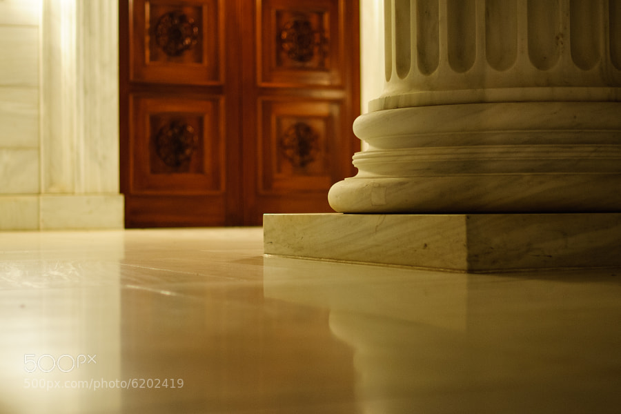 Photograph Colonnade of the Seat by Chad Mauger on 500px
