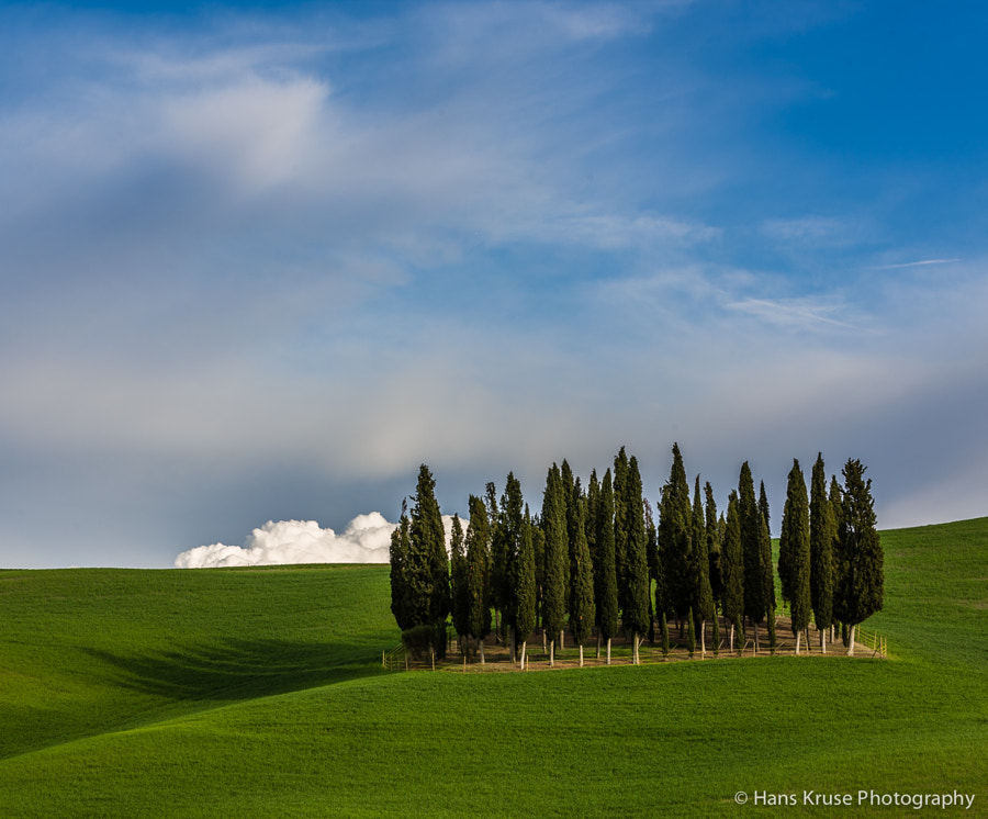 This photo was shot in April 2012 when preparing for the Tuscany spring workshops. There is now one seat available on the Tuscany May 2014 photo workshop due to a cancelation.