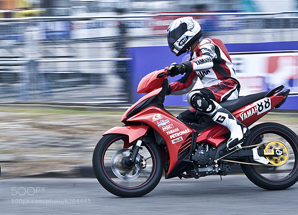 Photograph The Race Begin by Johari Saad on 500px