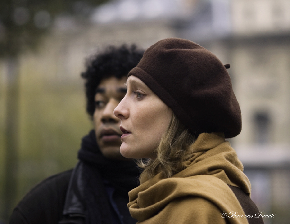 Photograph Parisians by Baroness on 500px