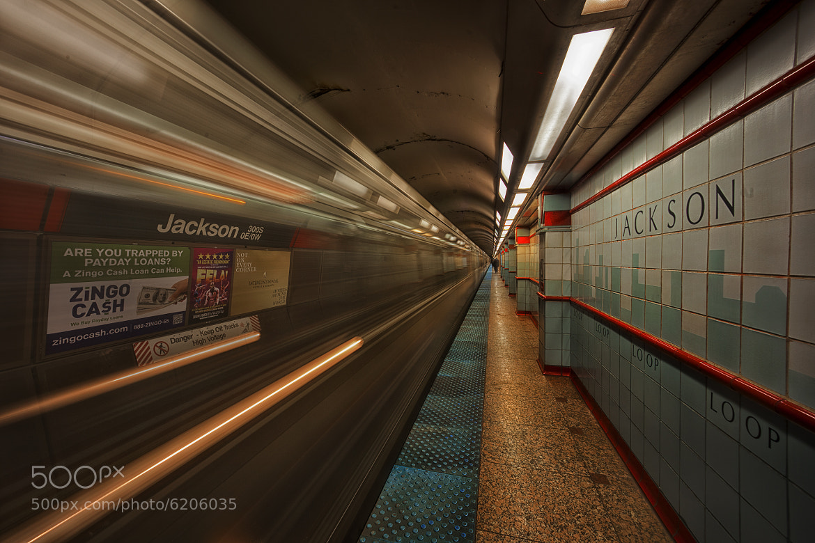 Photograph Jackson Redline Stop by Jamie Link on 500px