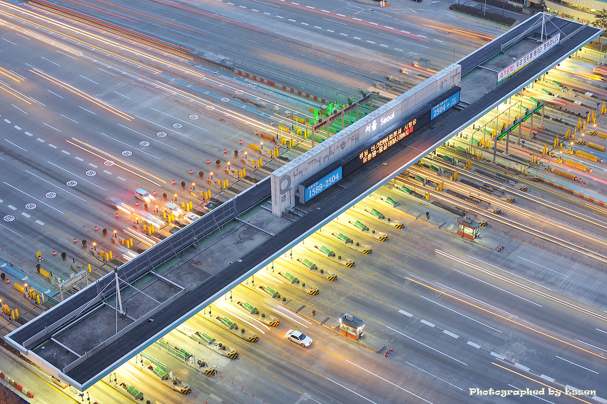Photograph Toll Gate by Essen Lee on 500px