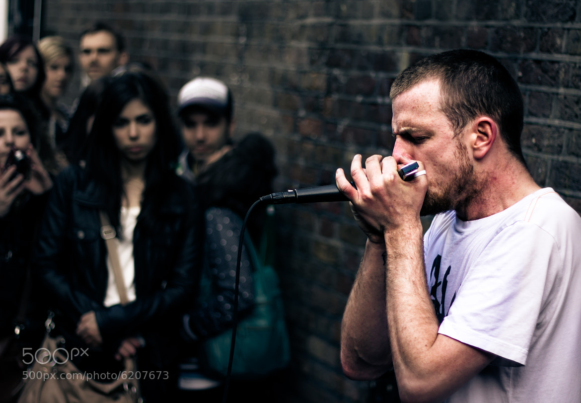 Photograph Human dubstep by Andreas Wolters on 500px