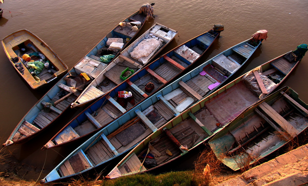 Photograph Boats Parking by Heidar Kardooni on 500px