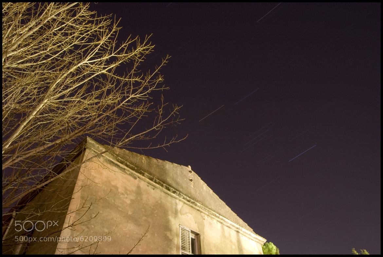 Photograph Startrails by Geert Van der Straeten on 500px