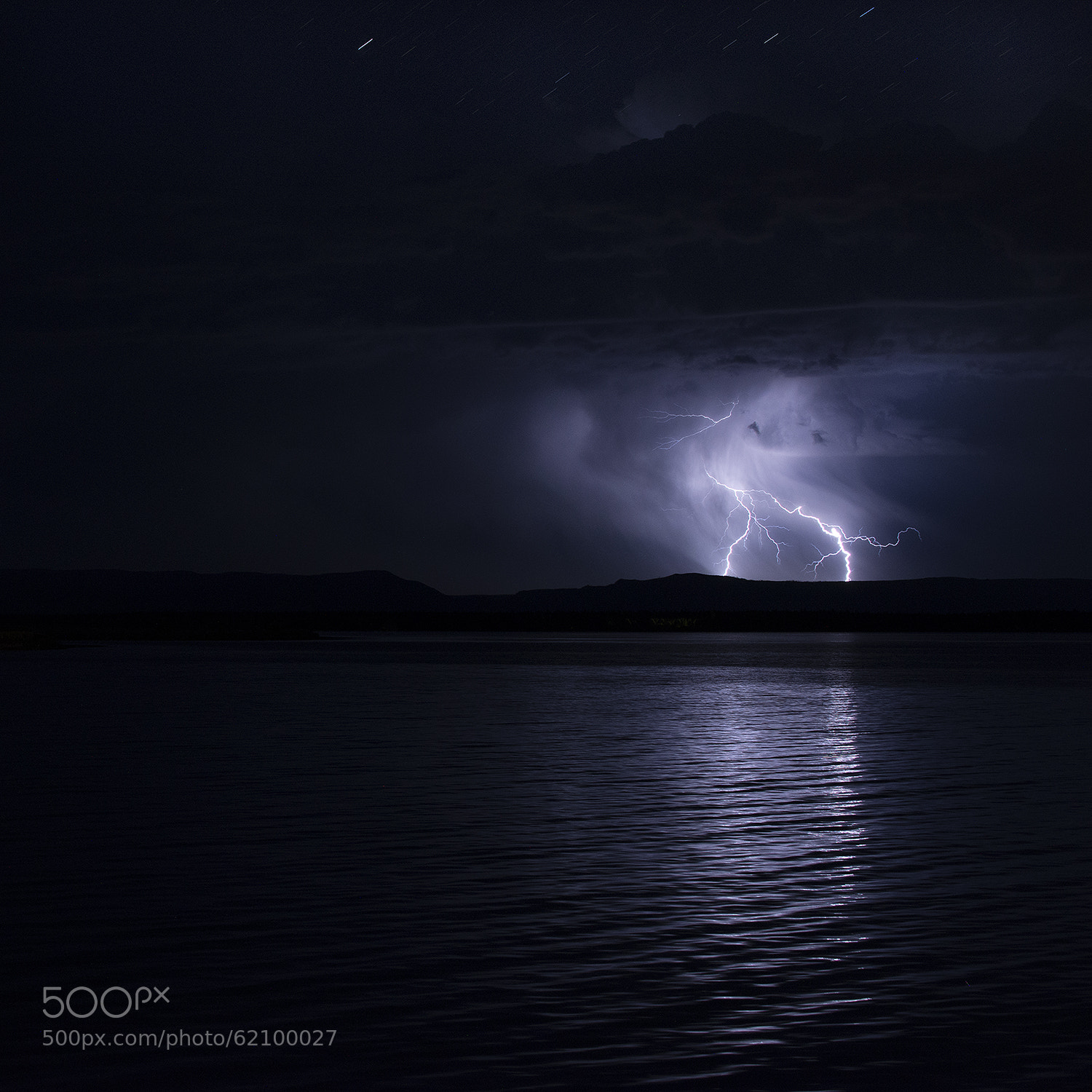 Photograph Montana Lightning Storm by Tobias Smith on 500px