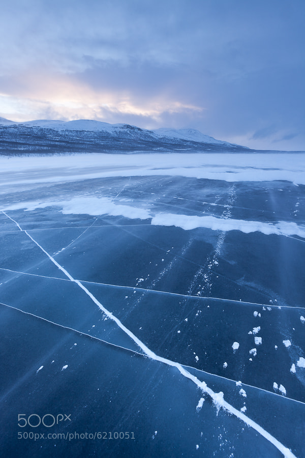 Photograph Ice lake by John Q on 500px