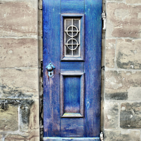 the door by Christopher  Hassler (wonderfool)) on 500px.com