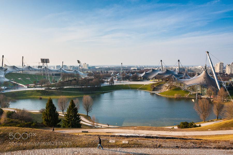 Photograph The Olympiapark by Gordey Doronin on 500px