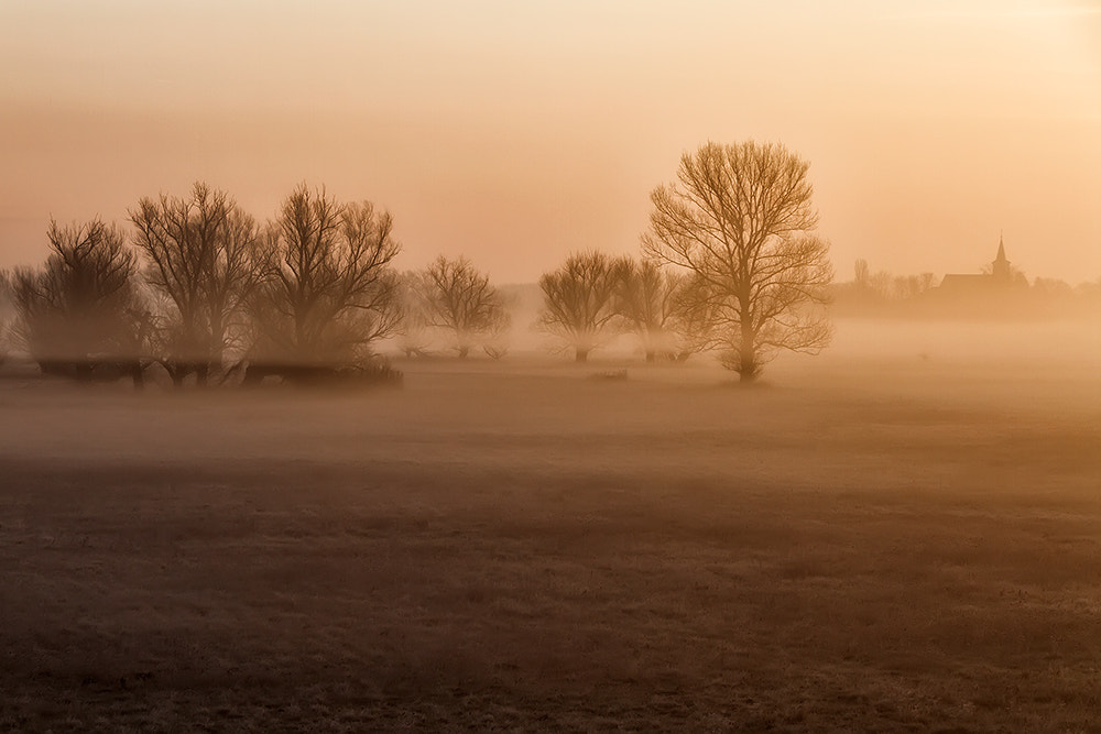 Photograph Dawn in Gyirmót by Peter Talos on 500px