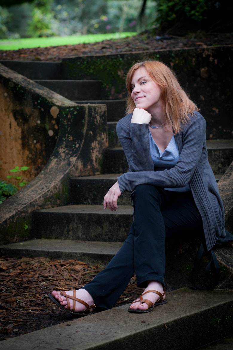 Photograph Jessica at Bok Tower - 11 by  Douglas on 500px