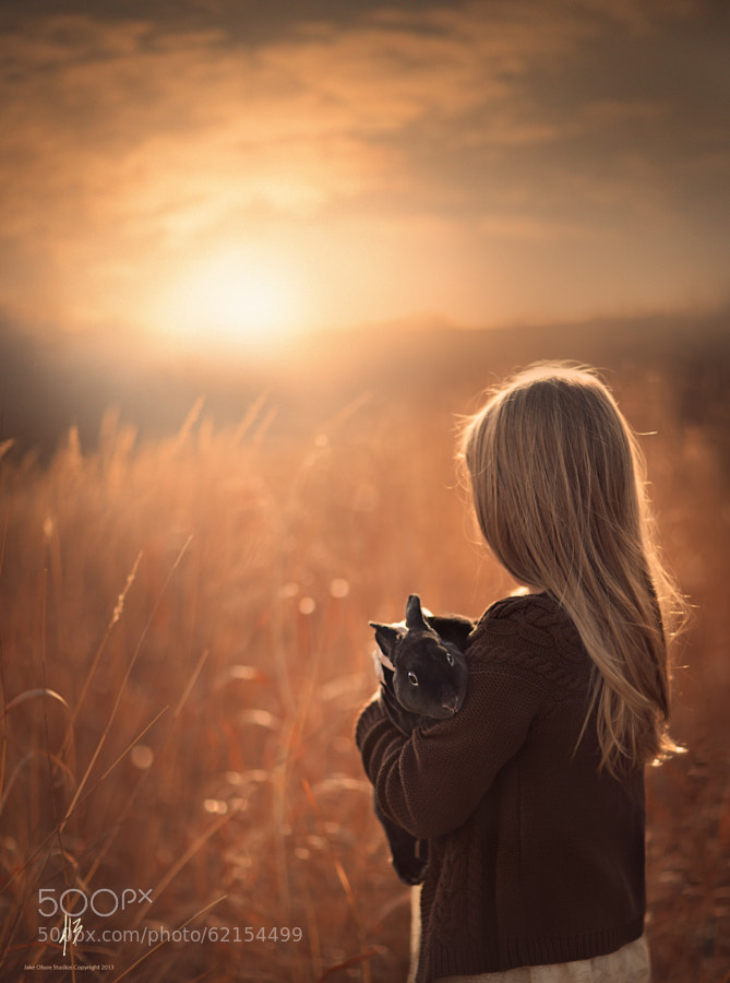 Photograph Easter Road by Jake Olson Studios on 500px