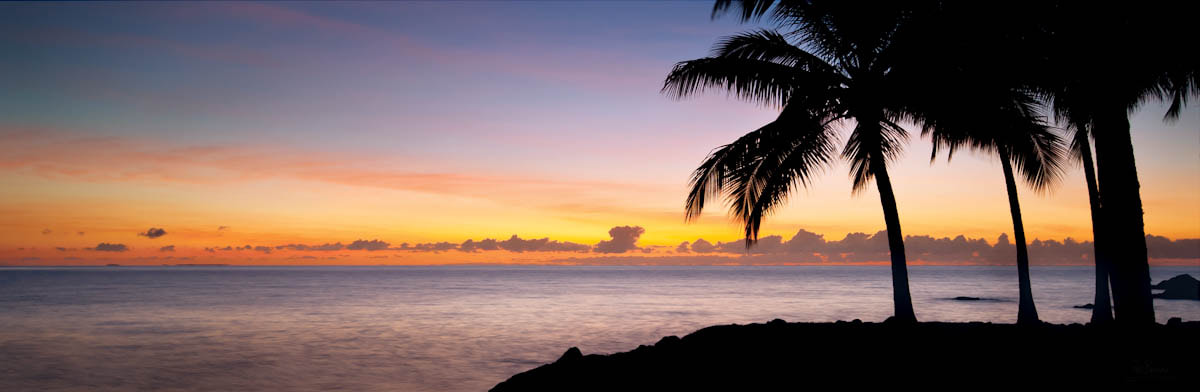 Photograph Sunrise Port Douglas by Rob Brown on 500px