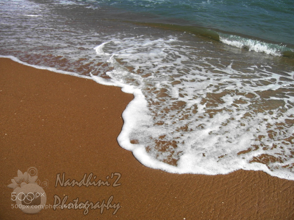 Photograph Waves by Nandhini Priya on 500px