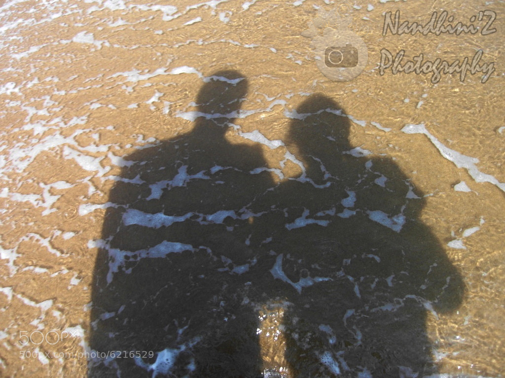 Photograph Beach Shadow by Nandhini Priya on 500px