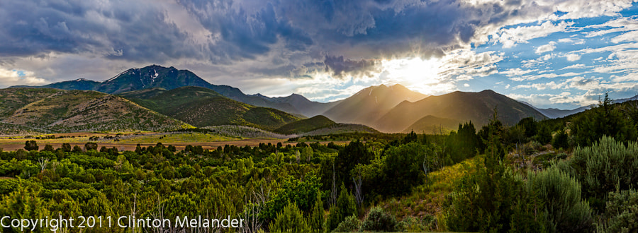 Photograph West Canyon 02 by Clinton Melander on 500px