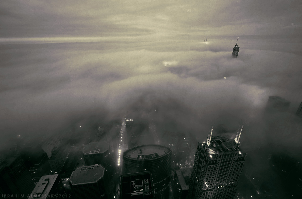 Photograph Chicago  by Ibrahim  Alnassar on 500px