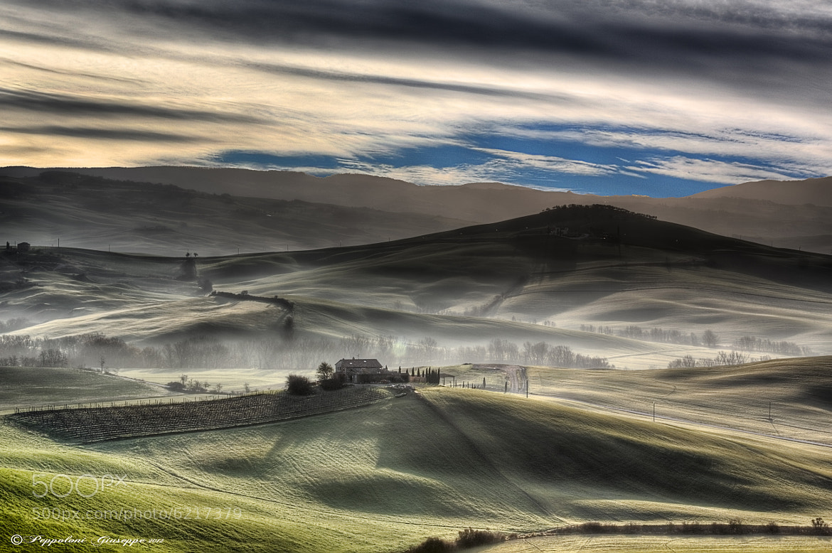 Photograph Terre Senesi € (SI) by Giuseppe  Peppoloni on 500px