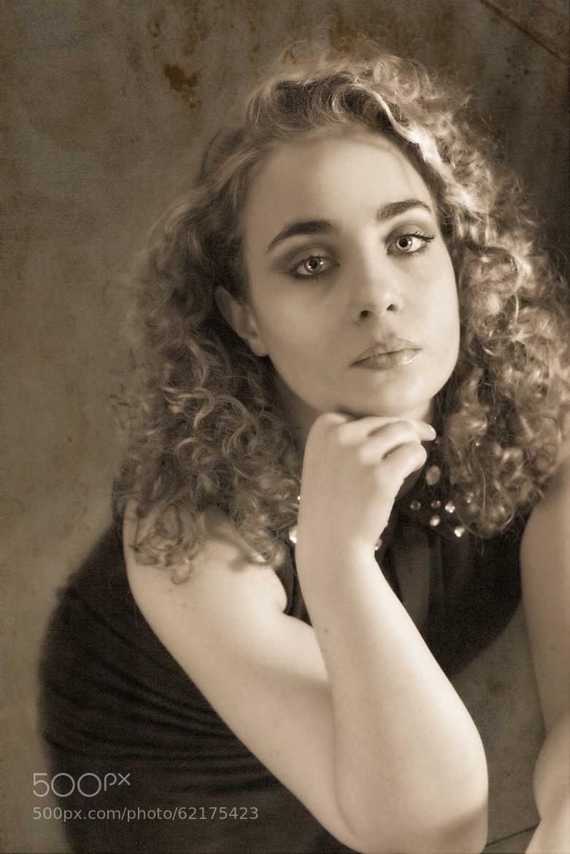 Photograph Daniela by Antonella Renzulli on 500px