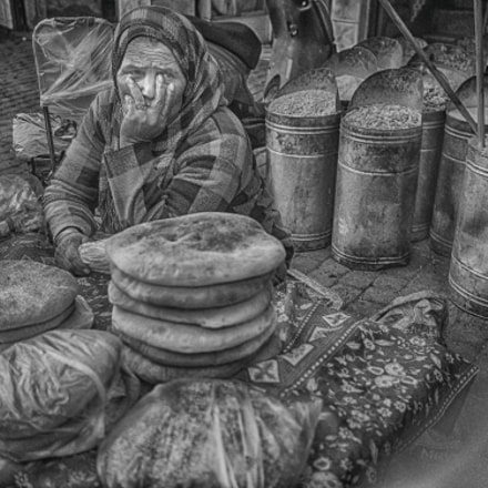 The Bread Seller