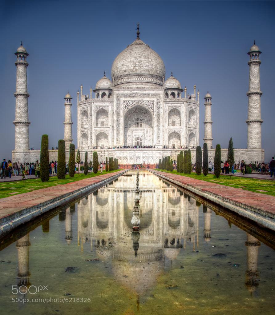 Photograph Wah Taj! by Swasti Verma on 500px