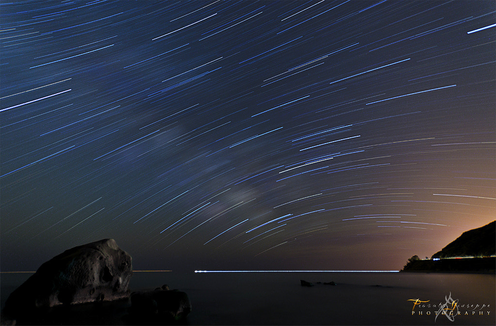 Photograph Escape of Stars by Trovato Giuseppe on 500px