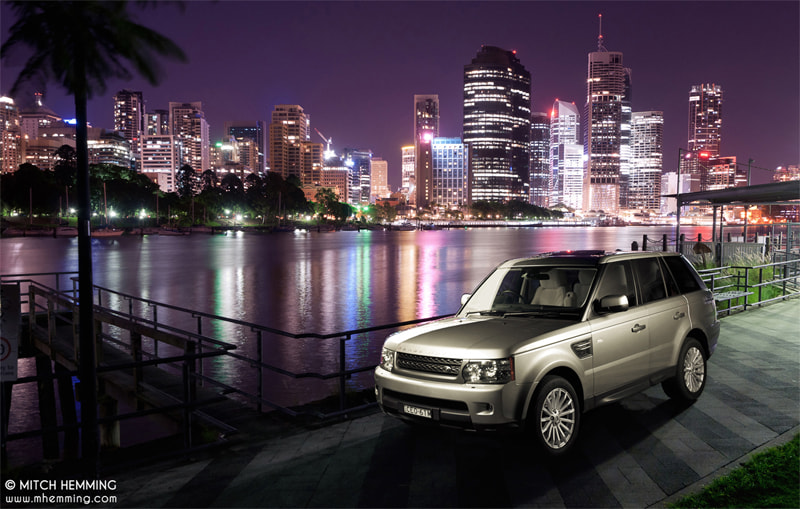 Photograph Range Rover Sport by Mitch Hemming on 500px
