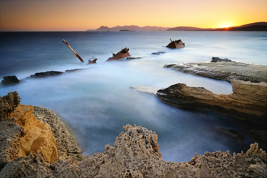 Photograph The Song of the Sirens by Mary Kay on 500px