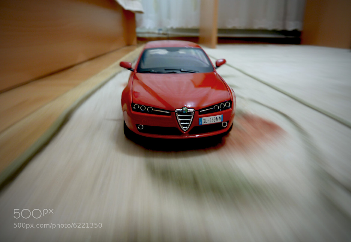 Photograph Alfa Romeo 159 by Krasimir Hintolarski on 500px
