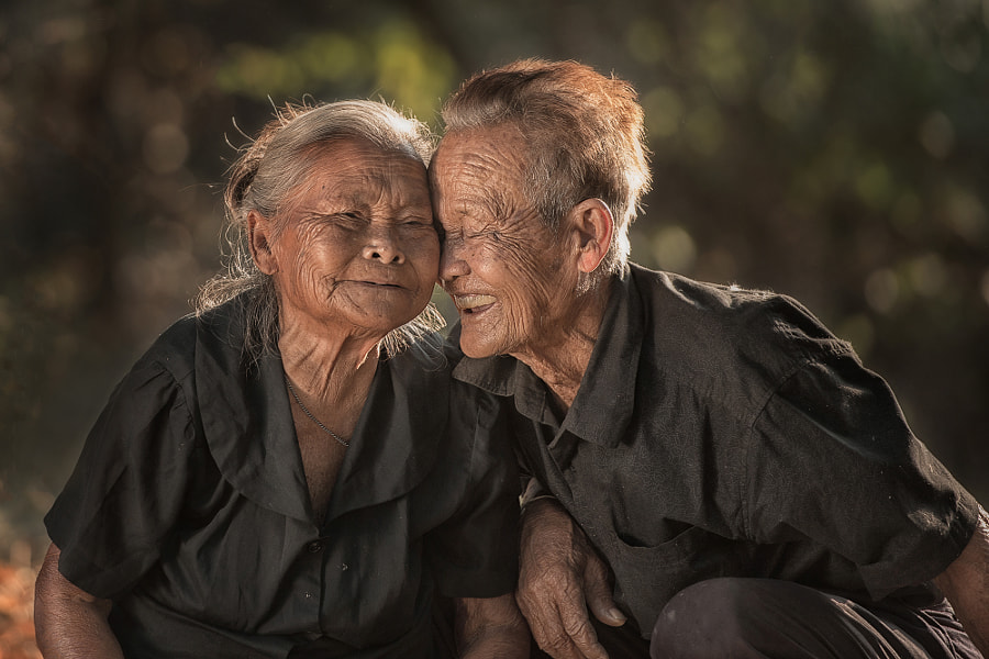 Long LOVE  (83 Year) by Sarawut Intarob on 500px.com