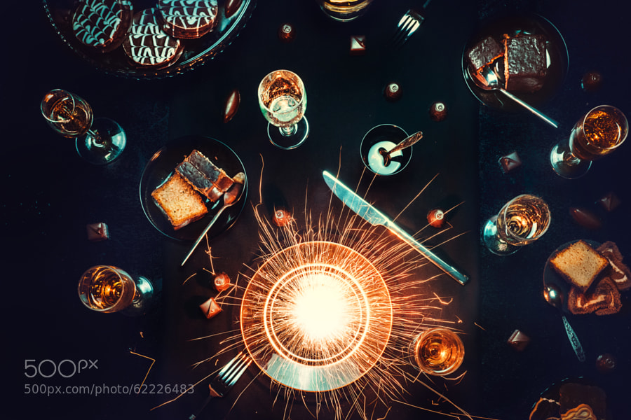 Photograph Supernova on my plate (preview version) by Dina Belenko on 500px