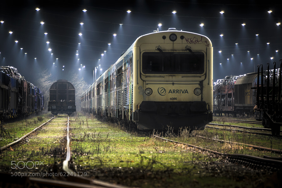 Photograph End Of The Rail... by Joachim Mortensen on 500px