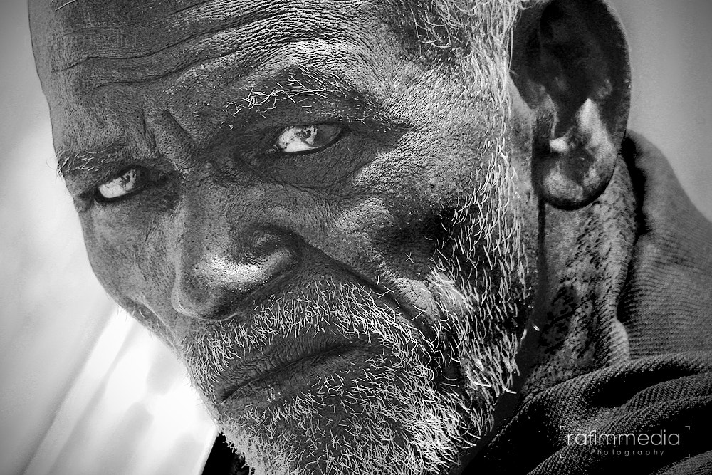 Photograph Old man by Mohamed  Rafi on 500px